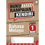 Tahun 1 Buku Rampaian Kendiri Bahasa Melayu