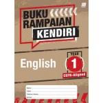 Tahun 1 Buku Rampaian Kendiri English