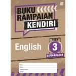 Tahun 3 Buku Rampaian Kendiri English