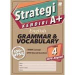 Tahun 4 Strategi Kendiri A+ English Grammar & Vocabulary