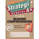 Tahun 6 Strategi Kendiri A+ English Reading Comprehension