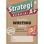 Tahun 5 Strategi Kendiri A+ English Writing Section A