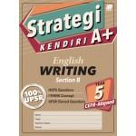 Tahun 5 Strategi Kendiri A+ English Writing Section B