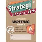 Tahun 6 Strategi Kendiri A+ English Writing Section B