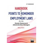 HANDBOOK OF POINT TO REMEMBER ON EMPLOYMENT LAWS 2ND ED