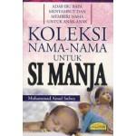 KOLEKSI NAMA-NAMA SI MANIS