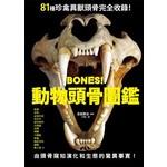 BONES!動物頭骨圖鑑