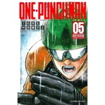 ONE-PUNCH MAN 一拳超人 5