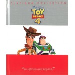 DISNEY THE STORY OF TOY STORY 4 PLATINUM