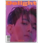 BAEKHYUN - 2ND MINI ALBUM: DELIGHT (CINNAMON)