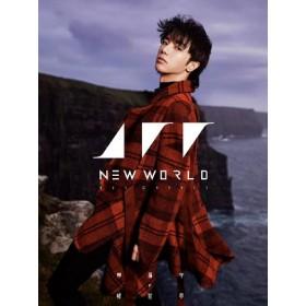华晨宇<<新世界 NEW WORLD>> 降临地球双CD版