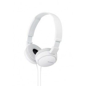 SONY MDR-ZX110 HEADPHONES/WHITE