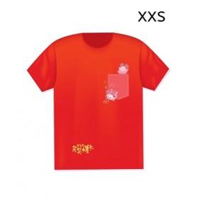 笑笑力量大精美T-恤 T-shirt (XXS)