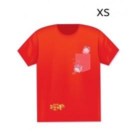 笑笑力量大精美T-恤 T-shirt (XS)