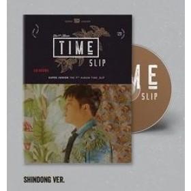 SUPER JUNIOR – 9TH ALBUM: TIME SLIP (SHIN DONG VER.)