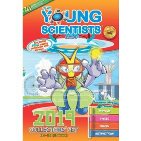 2019 YOUNG SCIENTISTS BOX SET LEVEL 3