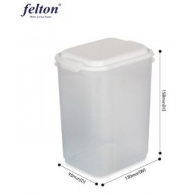 BEKAS KEDAP UDARA FELTON (1000ML)