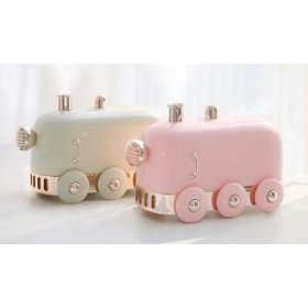 MINI TRAIN HUMIDIFIER 300ML ASSORTED COLOR