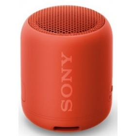 SONY SRS-XB12 EXTRA BASS BLUETOOTH PORTABLE SPEAKER RED