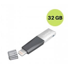 SANDISK 32GB IXPAND MINI FLASH DRIVE