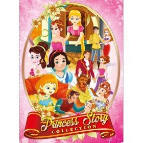 PRINCESS STORY COLLECTION (DVD)