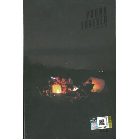 BTS - The Most Beautiful Moment In Life Young Forever (Special Album) - Night