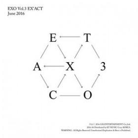 EXO - EX'ACT (3rd Album) - Korean