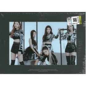 ITZY 2ND MINI: IT'Z ME (A VER - BLACK)