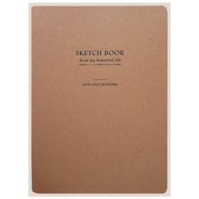 ECOMAZ SKETCH BOOK A4 100GSM 128 SHEETS