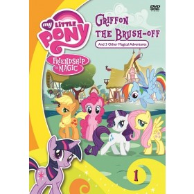 My Little Pony Vol.1: Griffon Brush DVD