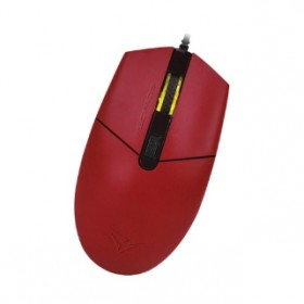ALCATROZ ASIC PRO 8 USB MOUSE RED