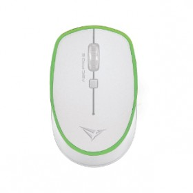 ALCATROZ ASIC PRO 2 USB MOUSE WHITE/GREEN