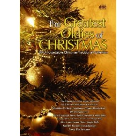 The Greatest Oldies Of CHRISTMAS (3 CD)
