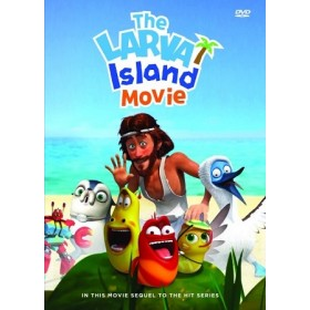THE LARVA ISLAND MOVIE (DVD)