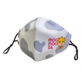 心连心希望 元气满满 Moo Moo哒口罩(成人-灰色)