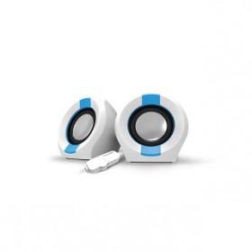 VINNFIER ICON 202 2.0 SPEAKER WHT BLUE