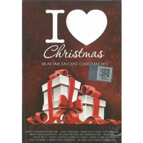I LOVE CHRISTMAS (3CD)