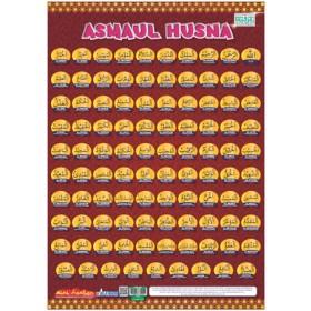 CARTA: SURAH ASMAUL-HUSNA