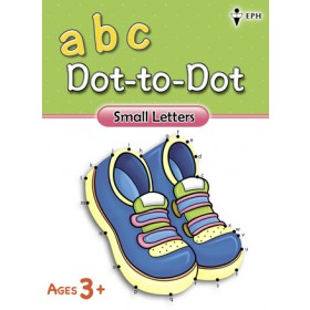Dot-to-Dot abc (Small Letters)
