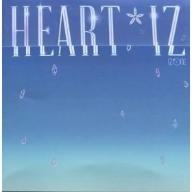 IZ*ONE - HEART*IZ (Sapphire Version)