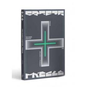 TXT -  2ND ALBUM:CHAOS CHAPTER-FREEZE (BOY VER. – GREEN)
