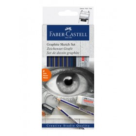 Faber-Castell Creative Studio Graphite Sketch Set