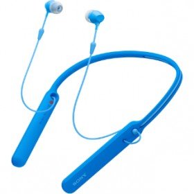 SONY WI-C400 BLUETOOTH NECKBAND EARPHONE BLUE