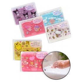 SANRIO CHARACTERS PAPER HAND SOAP
