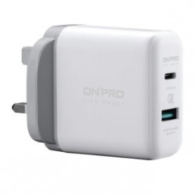 ONPRO TYPE-C / USB ADAPTER 6A WHITE