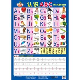 挂图:认识ABC
