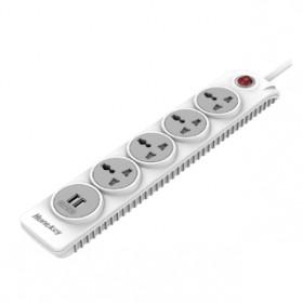 HUNTKEY SZN507 4 WAY 2 USB PORT