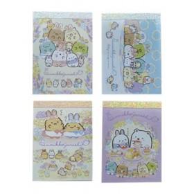 SUMIKKOGURASHI MINI MEMO PAD 90*145MM 100's MH03001
