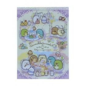 SUMIKKOGURASHI NOTE PAD 105*148MM 100's MH03102