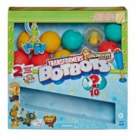 TRANSFORMER BOTBOTS UNBOXING GUMBALL